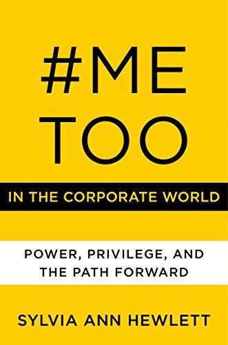 #metoo in the corporate world book cover