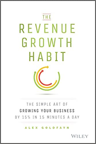 The Revenue Growth Habit book cover