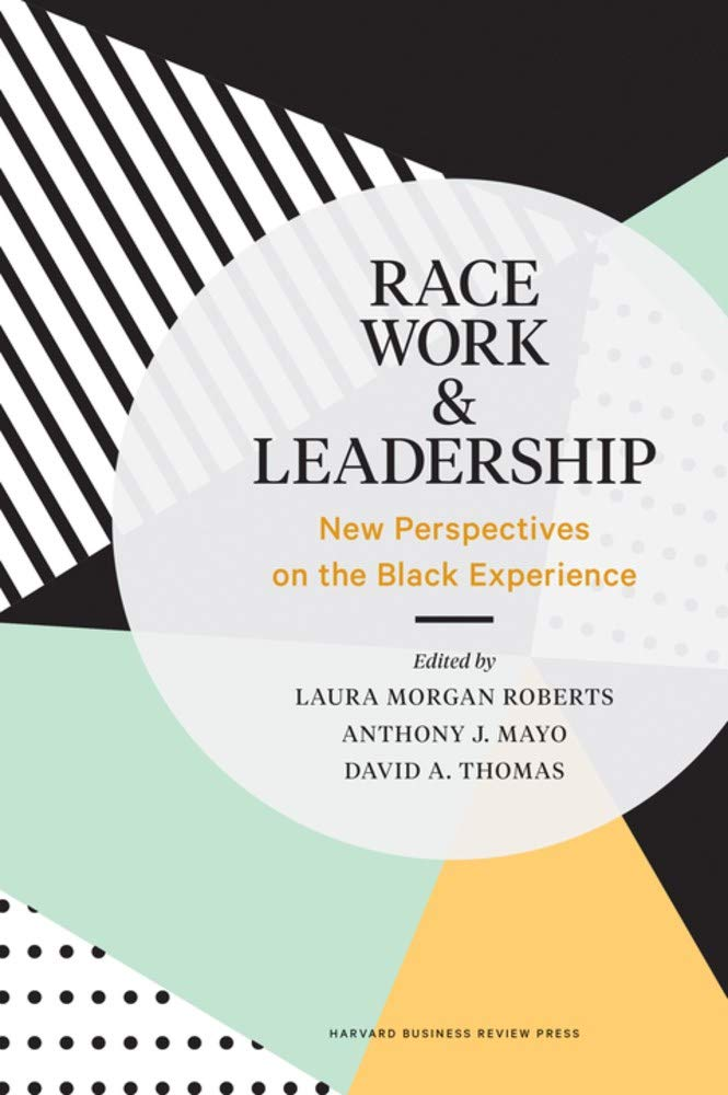 race work and leadership book cover