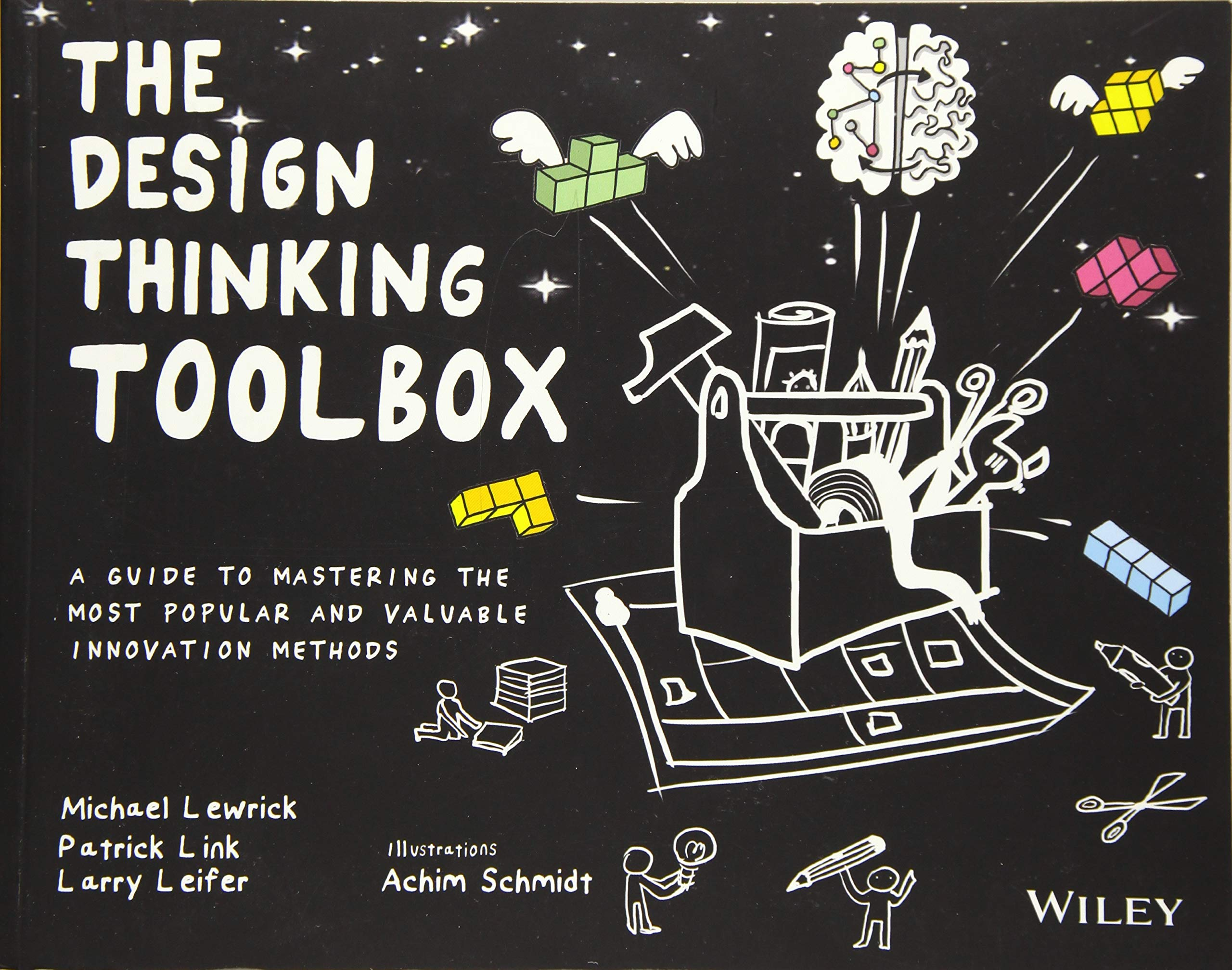 design thinking toolbox book cover