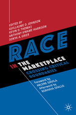 race in the marketplace book cover