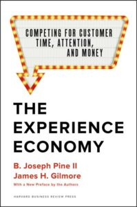 the experience economy book cover