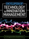 Encyclopedia of Technology and Innovation Management book cover
